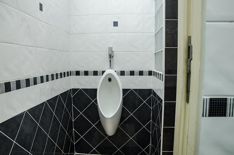 Buriram Ground Floor Restroom