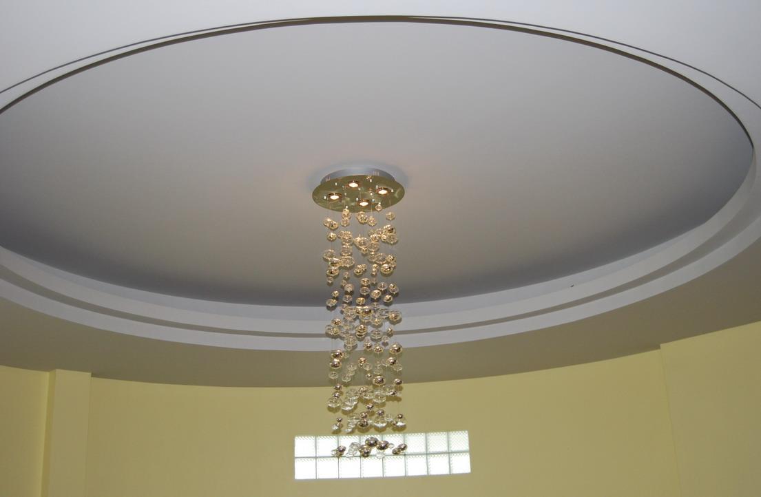 Buriram Custom Ceiling Luminaire electrician installation