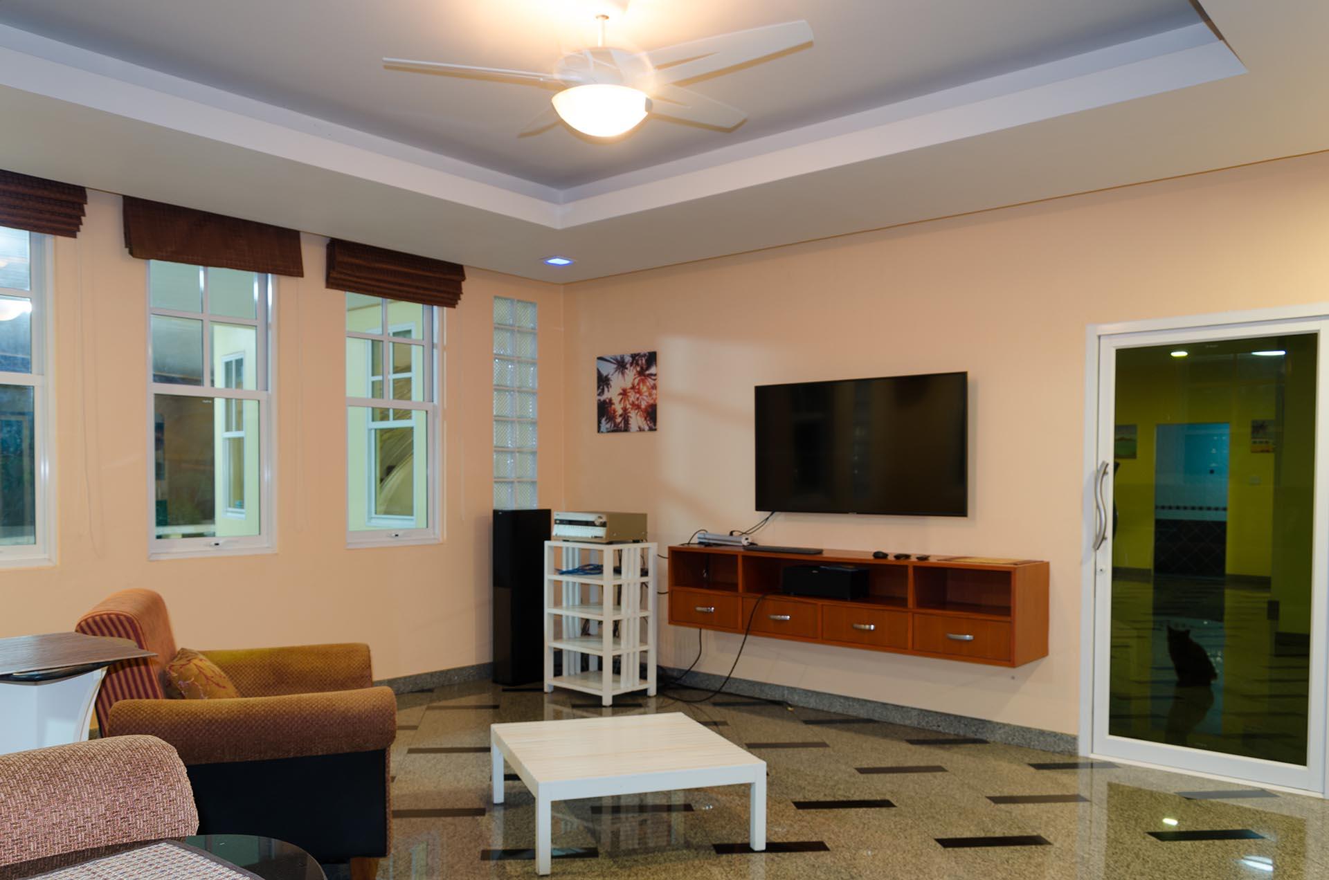 Buriram Home Media Room