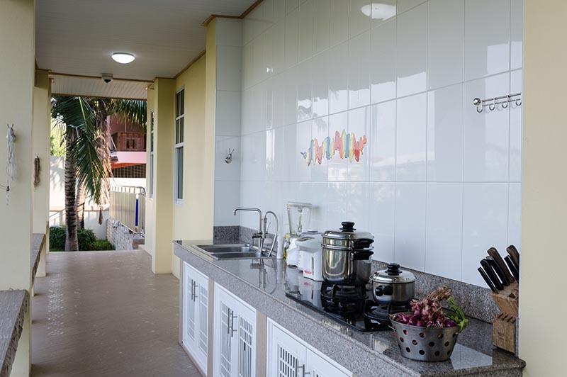 Buriram Outdoor Siemens Kitchen HOB