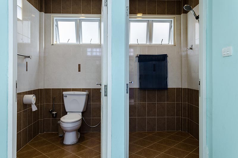 Buriram Swimming Pool Restroom Shower