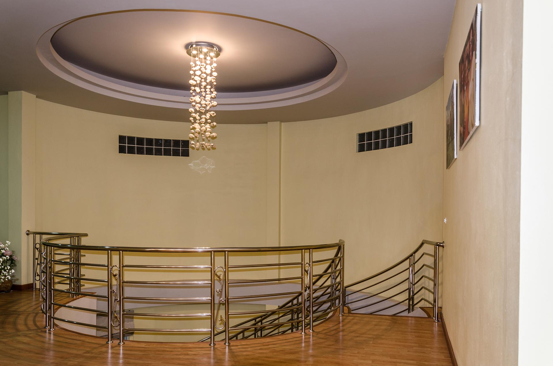 Buriram Home Stairwell