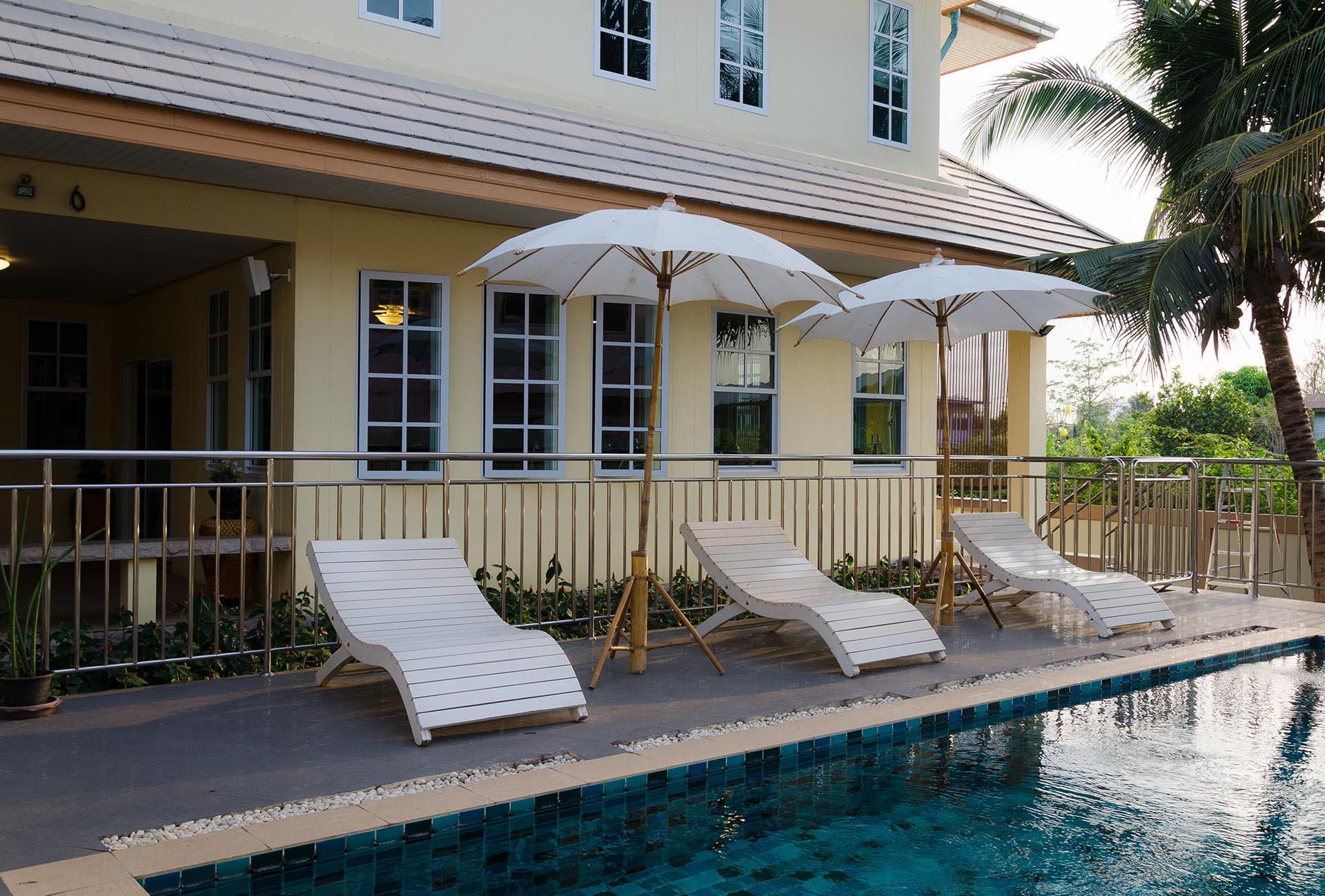 Buriram Home Swimming Pool