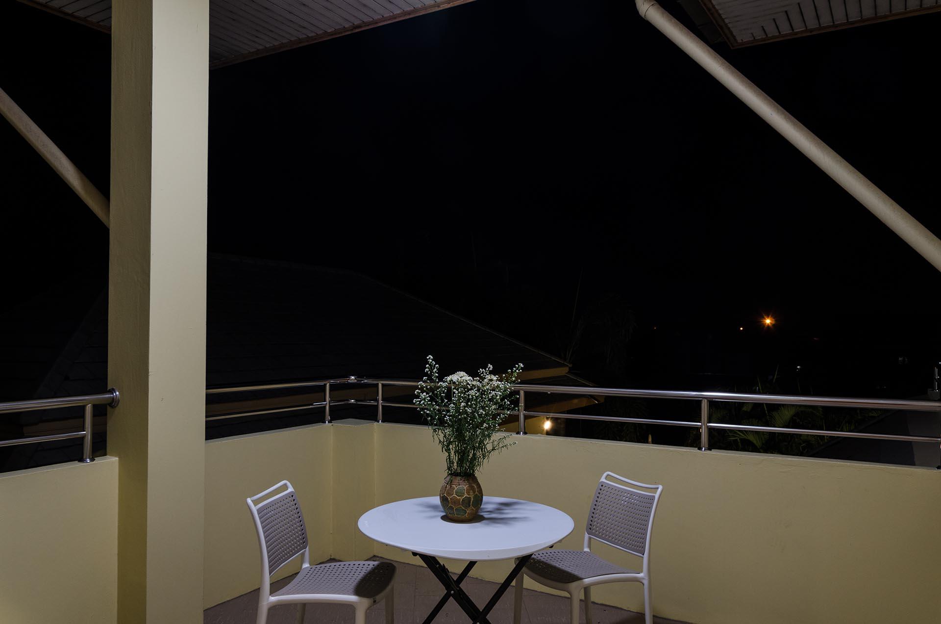 Buriram Guest Bedroom veranda