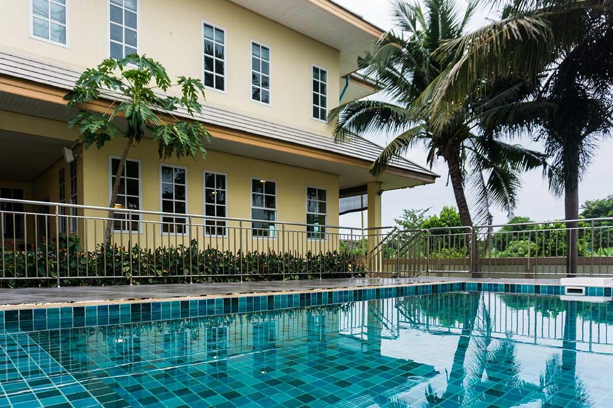 Buriram Tile Pool November 2020