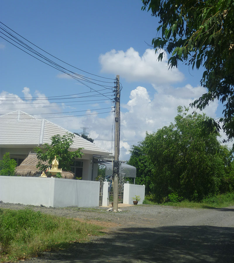 Buriram Reduced Price Land